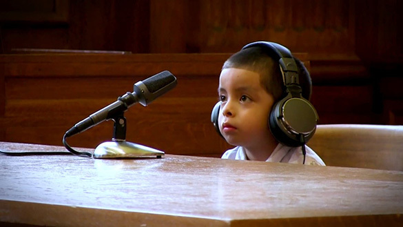 President Trump Puts Hispanic Toddlers On Trial!