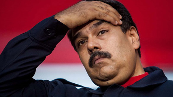 Control Largest Oil Reserves In The World: Venezuela's President Maduro Living On Borrowed Time