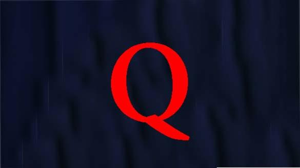 "Online Conspiracy Group ""QAnon"" Becomes Target Of ""Anonymous"" Anarchist Hacking Group"