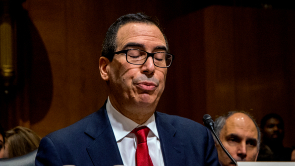 U.S. Treasury Secretary Mnuchin Admits No Current Trade Negotiations Currently Taking Place With China or Mexico!