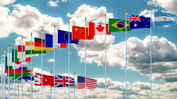 The Global Economy Hijacked by G20 Governments