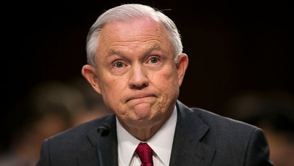AG Sessions Stands Up To POTUS says DOJ 'Will Not be Improperly Influenced by Political Considerations'
