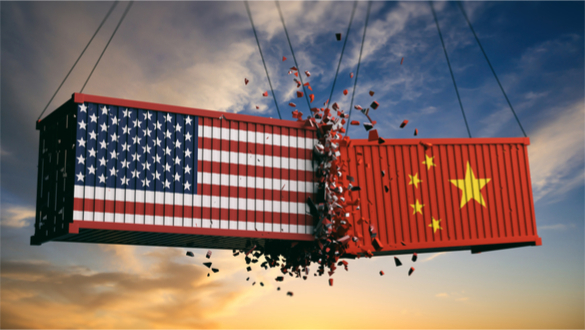 United States/China Trade Talks Reach Stalemate