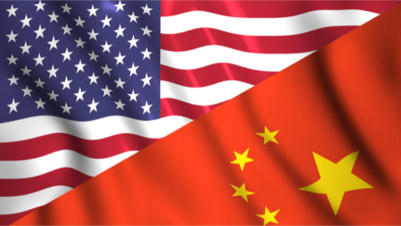 Trump's Trade War Helping Blow Up Chinese Stocks?