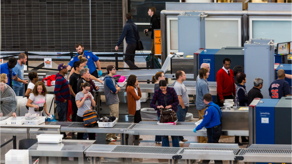 TSA Union Warns: 'Massive Security Risk' Inevitable by Officers Quitting Amid Shutdown
