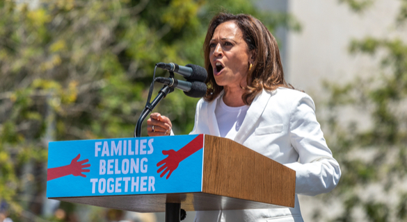 California Sen. Kamala Harris Makes It Official: Announces White House Run