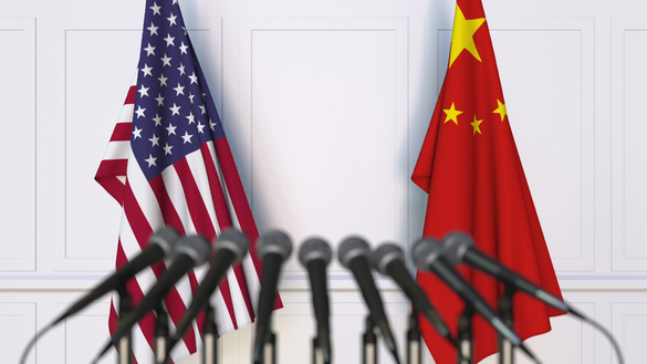 U.S.- China Trade Talks Going Nowhere - Intellectual Property Rights, Market Reforms Issues