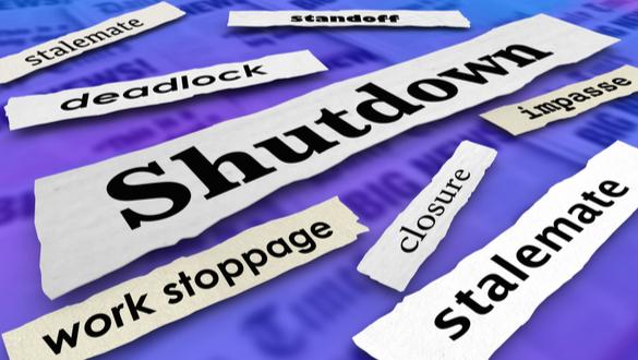 Trump's Poll Numbers Nightmarish: Shutdown Is Undermining National Security