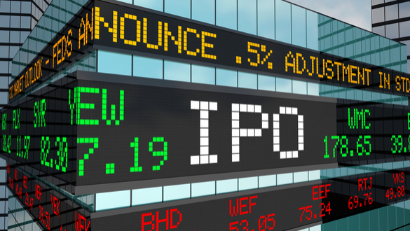 First IPO Of The Year Is On The Books