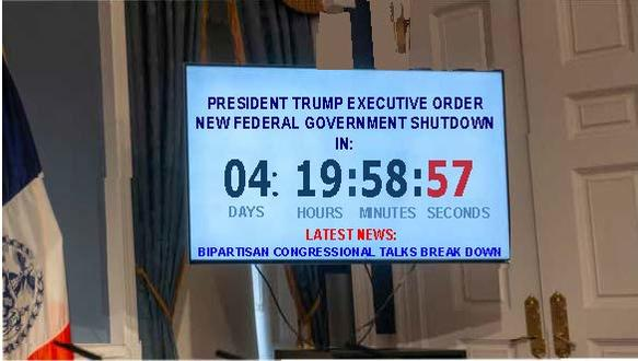Congressional Border Security Talks Break Down!