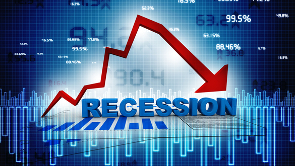 Business Economists Expectations For U.S. Recession Rising