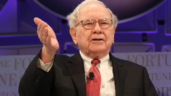 Buffett Still Bullish on U.S. Stocks!