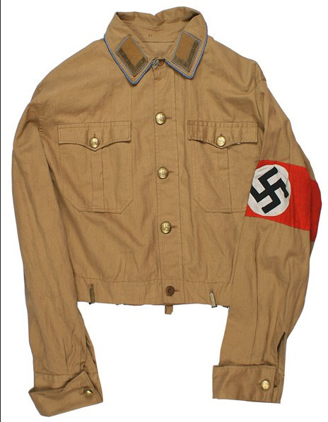 Alt:[Photo: Nazi Shirt]