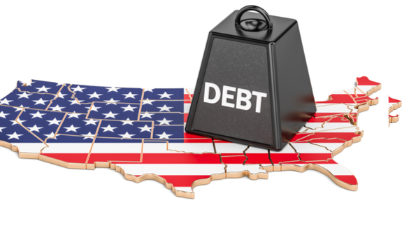 U.S. Monthly Budget Deficit Largest on Record in February!