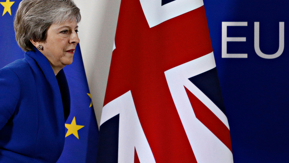 Prime Minister May Nears Deadend on Brexit