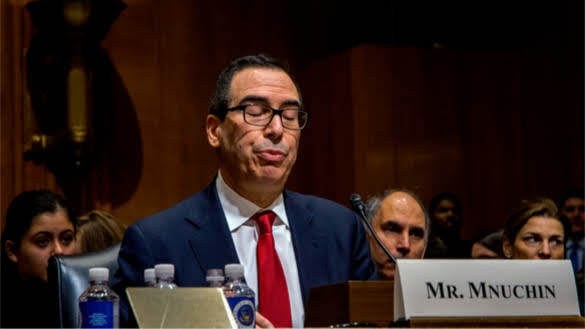 Trump Tax Nightmare Could Quickly Force Mnuchin from Office