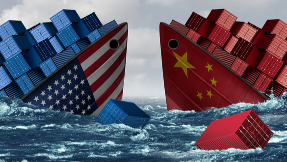 Trump: Increased Chinese Tariffs Imports Will Bring In $100B A Year-WRONG!