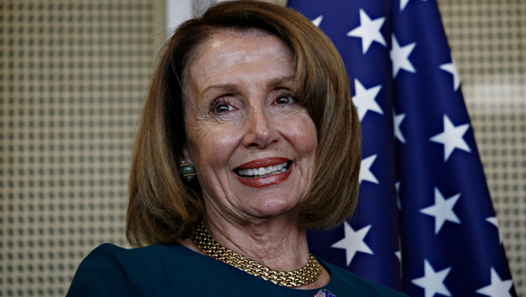 "Pelosi Tells Senior Democrats She'd like to see POTUS…""In Prison"""