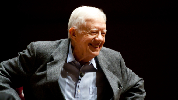 Jimmy Carter Says Donald Trump is an Illegitimate President