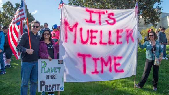 Mueller Testifies President Trump was NOT Cleared of Wrongdoing!