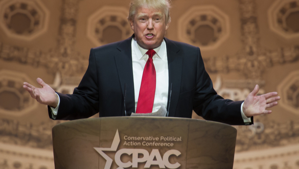 Conservative CPAC Donors Scammed Out Of Millions