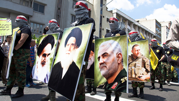 Iranian Supreme Leader Warns of Dangerous Confrontation Ahead