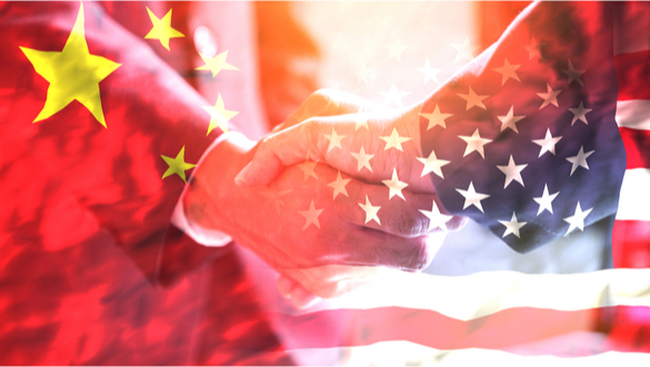 China and the United States Reach Mini-Trade Deal