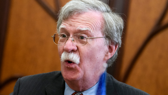 Bolton Claims Trump is Foreign Policy Decisions Based His Personal Financial Interests