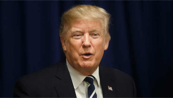 Trump Tells London Reporters He's in No Rush with China Trade Talks