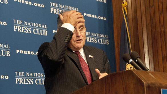 Ukraine Opens Investigative Probe Into Giuliani's Associates