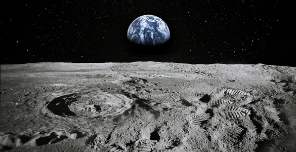 Scientists May Have Just Found a Way to Build Cost Effective Bases on the Moon