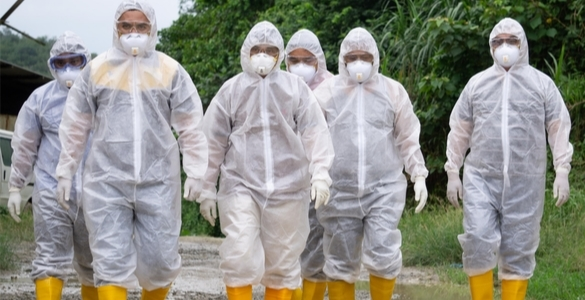 University Scientist Predicts Wuhan Virus Infected More Than 190,000 In 14 days