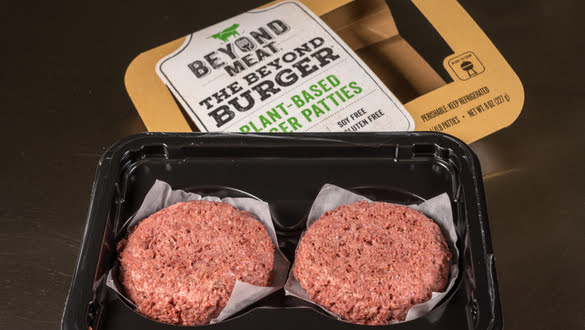 Beyond Meat, Inc. Soaring on Denny's Promotion and Launch