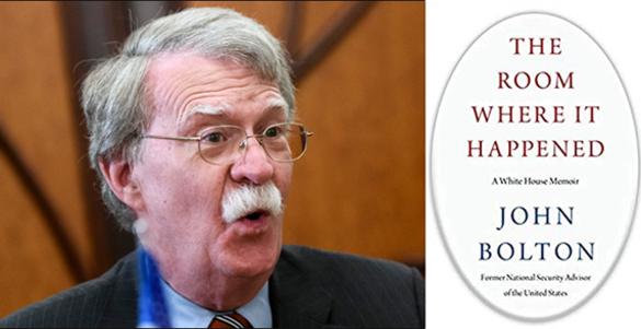 John Bolton Confirms Trump Deliberately Held Back Ukrainian Defense Aid