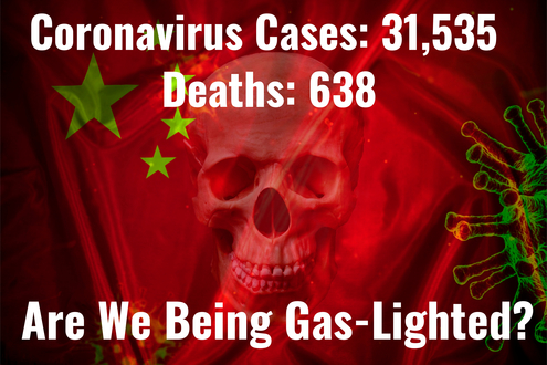 WHO Director-General, Says New Coronavirus Cases Slowing. Is the World Being Gas-Lighted?