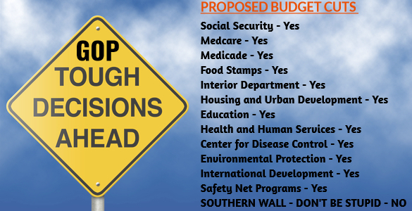 Donald Trump & GOP Will Cut Social Security, Medicare, Medicaid if Re-elected