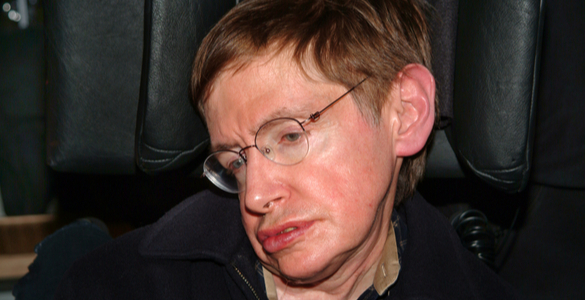 Stephen Hawking's Amazing Predictions for the Future Including AI, Super Humans and Aliens