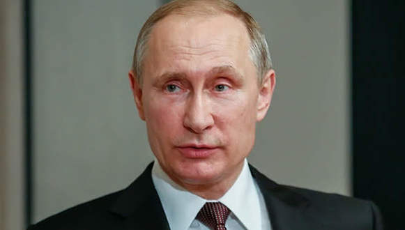 Russia's Vladimir Putin Exposed to Coronavirus by Top Doctor