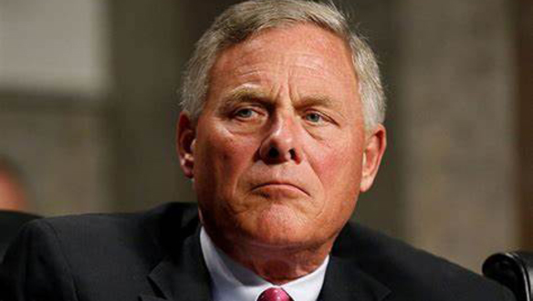 FBI Seizes Senator Richard Burr's Cell Phone
