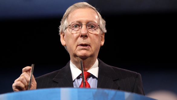 McConnell Now Willing to Consider Fourth Stimulus Bill