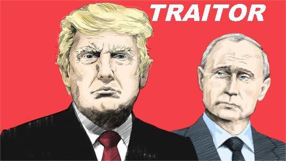 Veterans Declare President Trump 'America's No. 1 Traitor!'