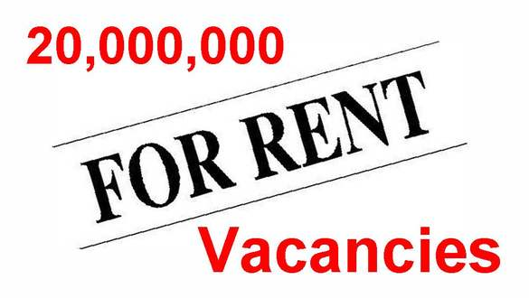 Twenty Million U.S. Renters Face Eviction by September 30th