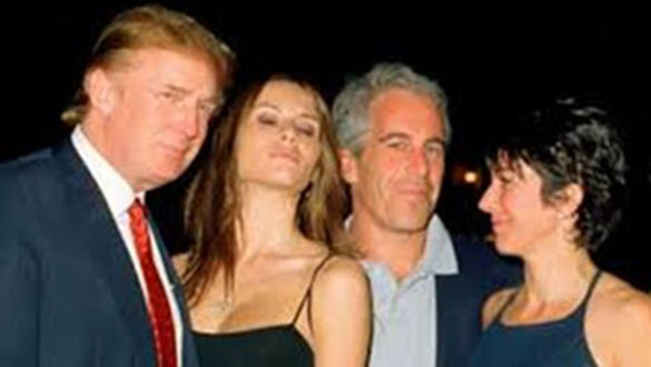 What Does Ghislaine Maxwell Have on Donald J. Trump?