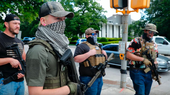 GOP Rep. Clay Higgins Threatens To Shoot BLM Protesters