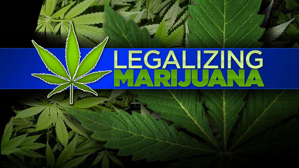 Democrats Voting To Legalize Marijuana Nationally this Month