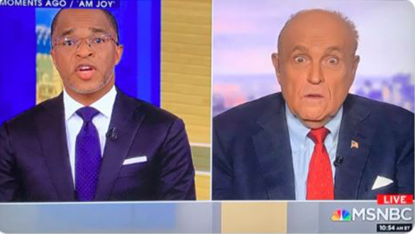 Trump's Lawyer Rudy Giuliani Tied to Russian Agent