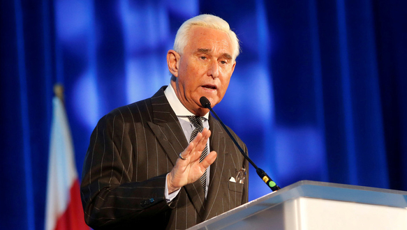Convicted Felon Roger Stone Calls for Trump Dictatorship