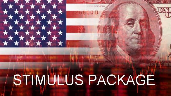 Trump Suddenly Urges GOP Lawmakers Pass Big Stimulus