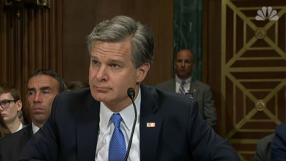 FBI Director Refuses to Ignore Russian Election Interference