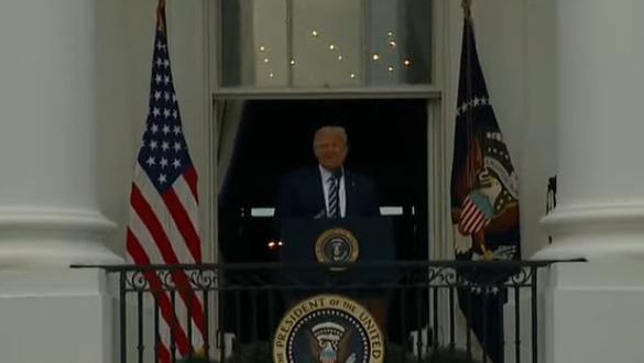 Covid-19 Fatigue: Trump WH Campaign Event Lasts 18 Minutes